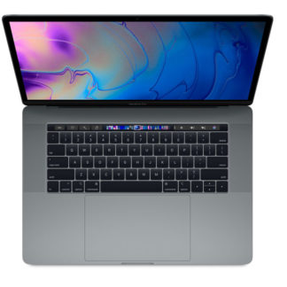 MacBook i7 mieten leihen touch bar